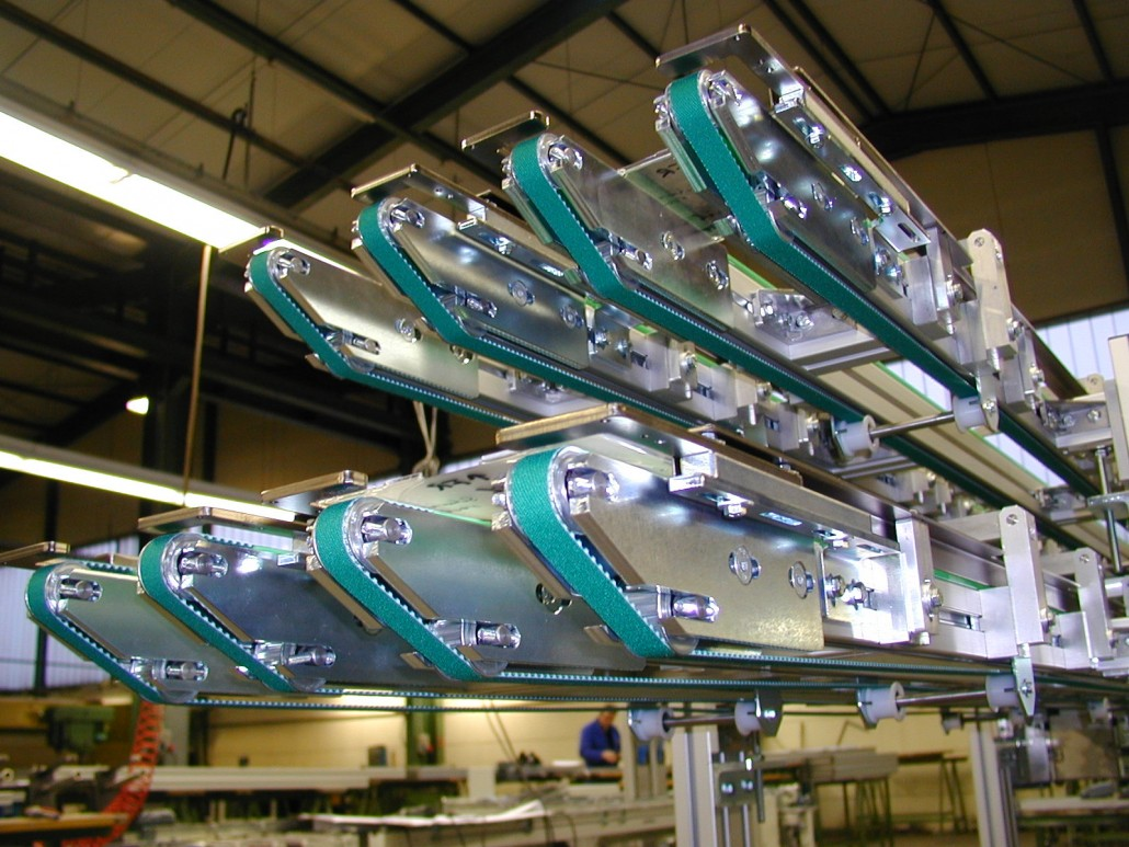 What Is A Timing Belt >> Multi-track Conveyor - SFB Fördertechnik GmbH