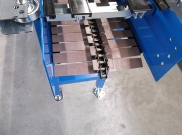 Scharnierkettenförderer Kunststoff 3