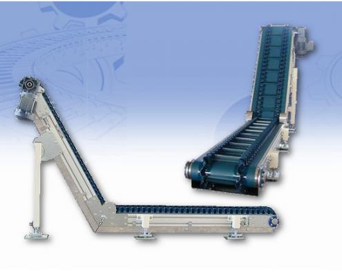 Angled Conveyor
