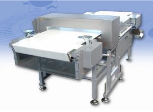 Belt Conveyor with Metal Detector
