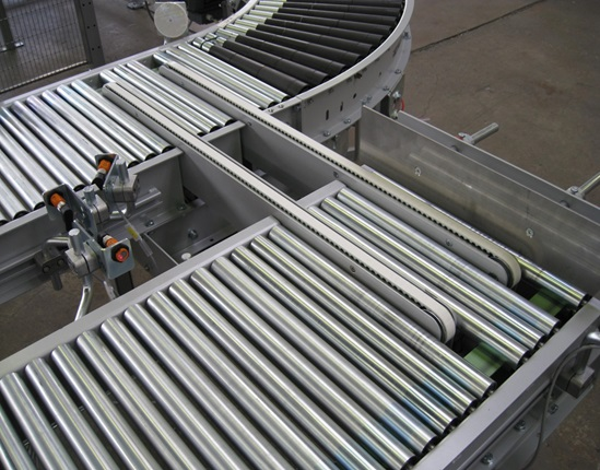 Corner Transfer Conveyor