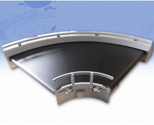 Curve Belt Conveyor ITF-KG