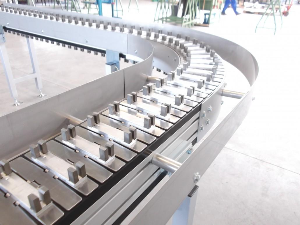 Hinged Chain Conveyor - SFB Fördertechnik GmbH