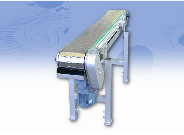 Hinged Chain Conveyor