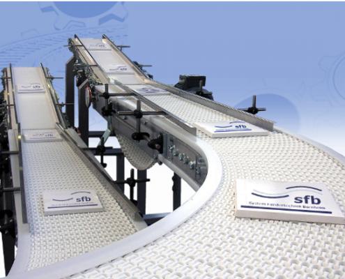 Link Chain Conveyor