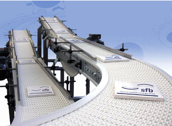 Link Chain Conveyor
