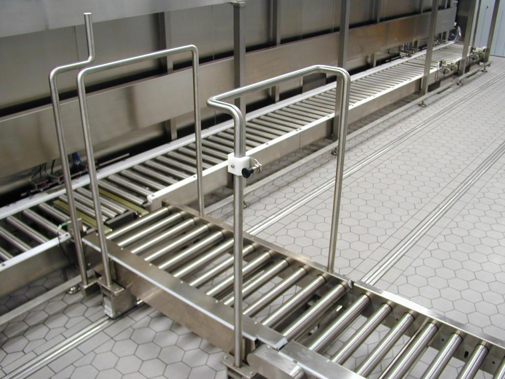 Roller Conveyor Sfb F 246 Rdertechnik Gmbh