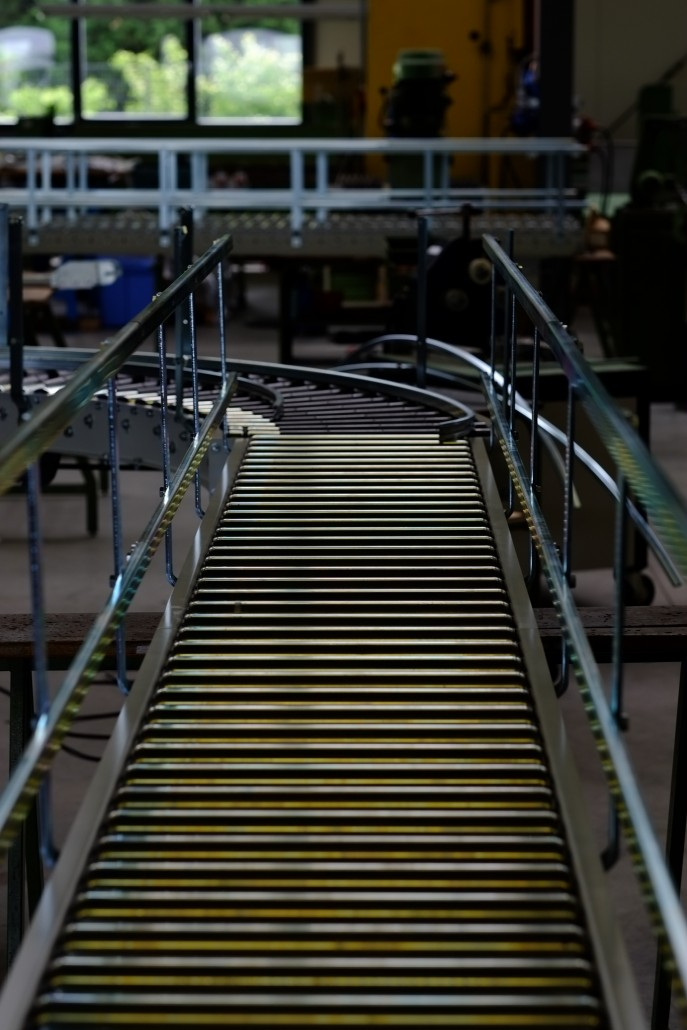 Roller Conveyor ITF-R-RT Round Belt