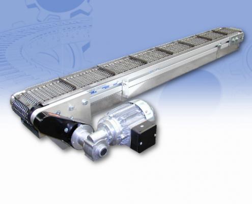 Wire Belt Conveyor